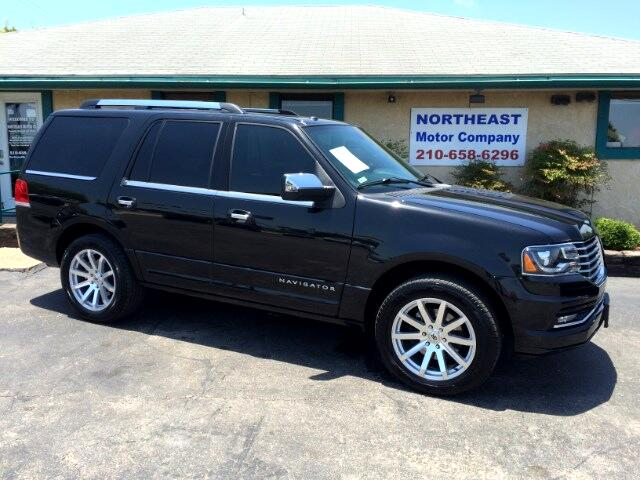 2015 Lincoln Navigator 2WD Luxury