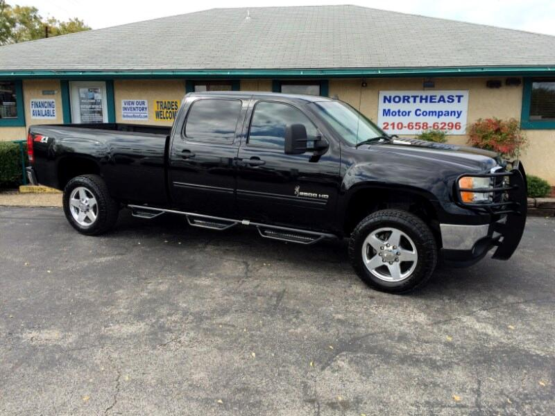 2011 GMC Sierra 2500HD SLE Crew Cab Long Box 4WD