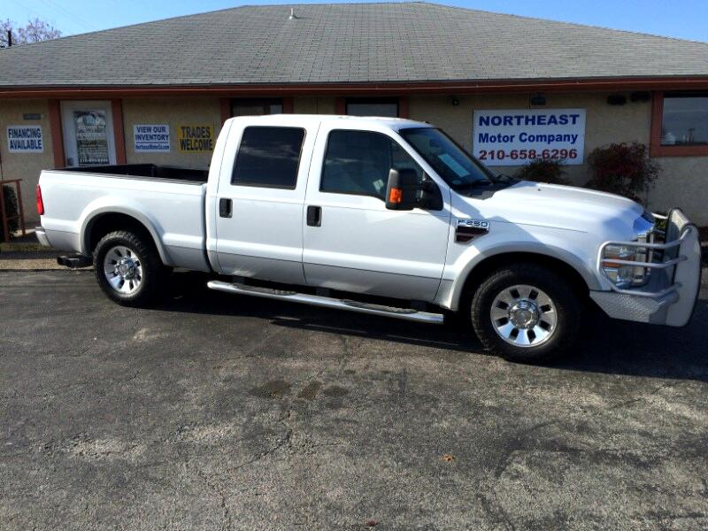2008 Ford F-250 SD Lariat Crew Cab Short Bed 2WD