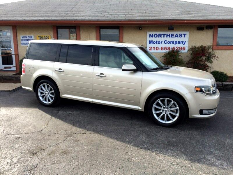 2018 Ford Flex Limited FWD