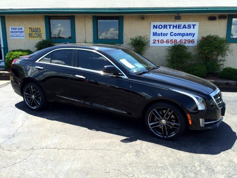 2015 Cadillac ATS 2.0L Performance AWD