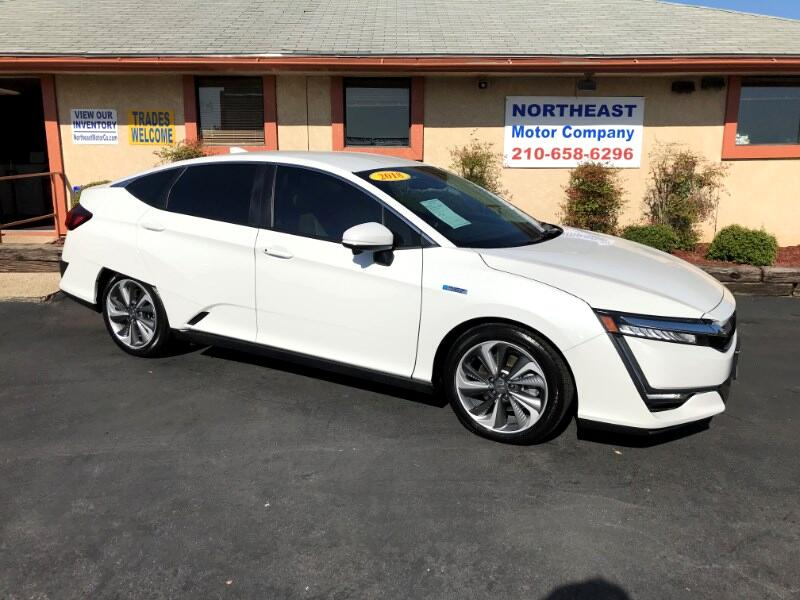 Honda Clarity Touring Plug-In Hybrid 2018