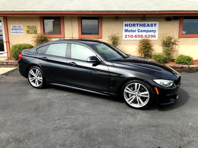 BMW 4-Series Gran Coupe 435i 2015
