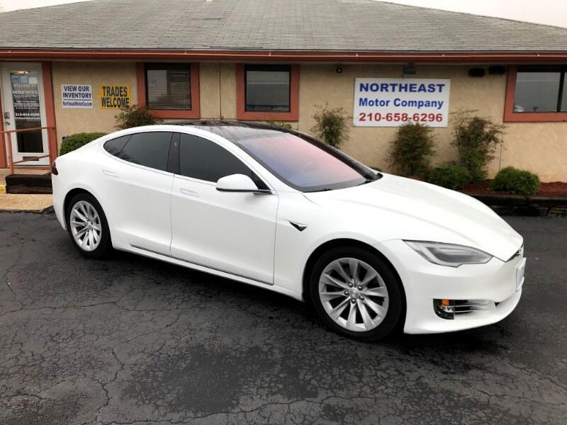 Tesla Model S 90D 2017