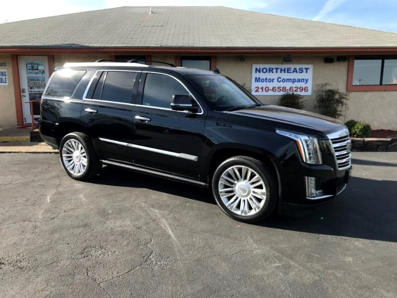 Cadillac Escalade Platinum 2WD 2016