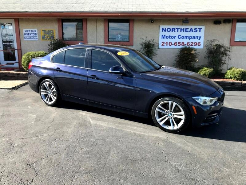 BMW 3-Series 328i SULEV 2016