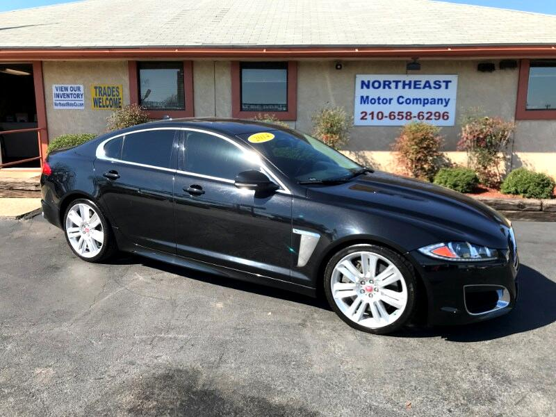 Jaguar XF-Series XFR 2014