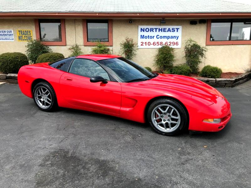 Chevrolet Corvette Coupe 1997