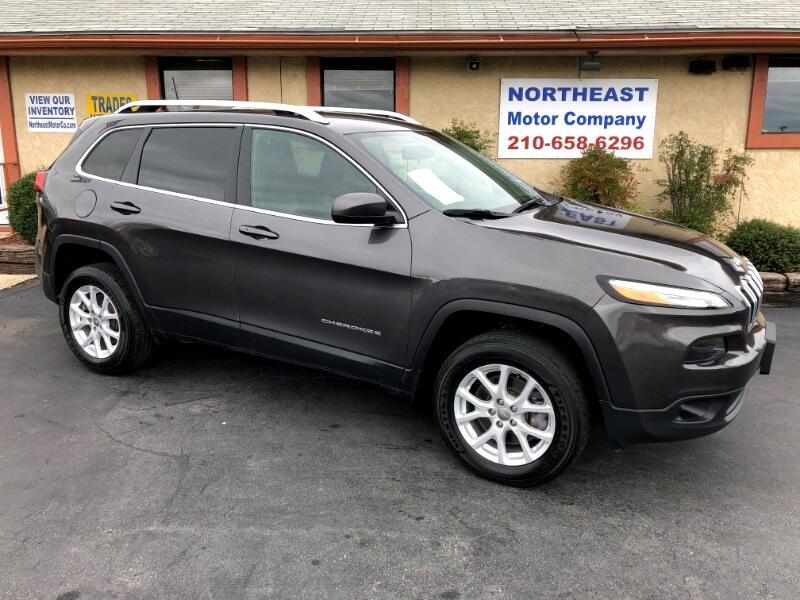 Jeep Cherokee Latitude Plus 4WD 2018