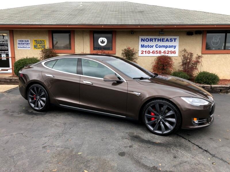 Tesla Model S  2014
