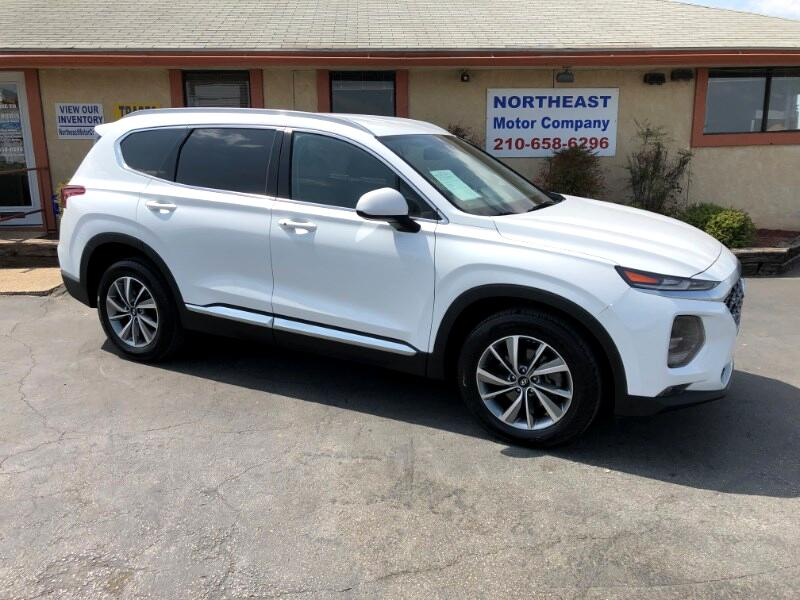 Hyundai Santa Fe SEL 2.4 AWD 2020