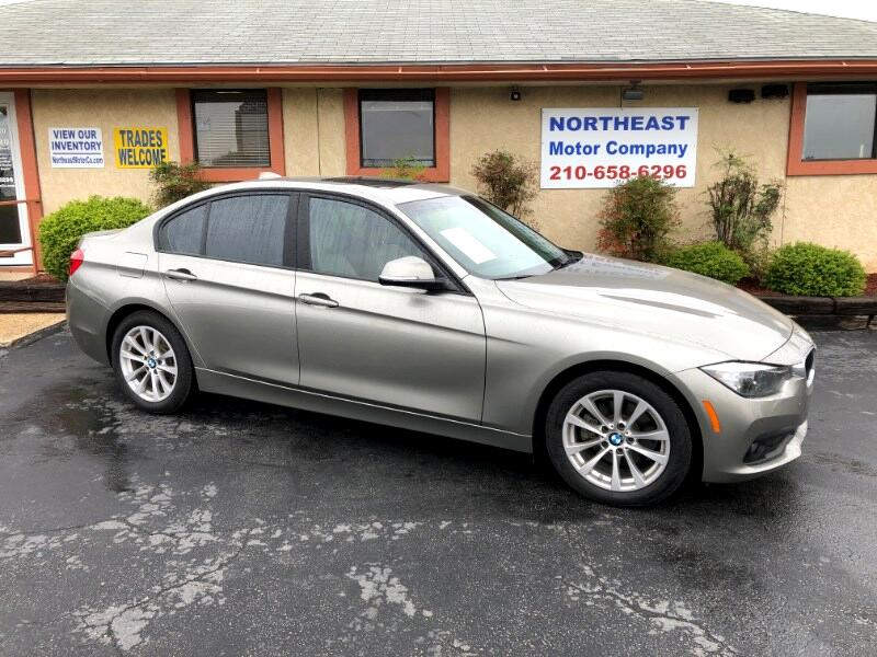 BMW 3-Series 320i Sedan 2017