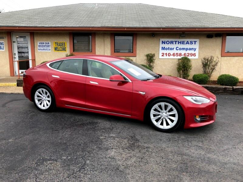 Tesla Model S 2016.5 4dr Sdn AWD 75D 2016