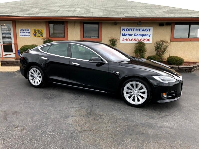 Tesla Model S 75D AWD 2018