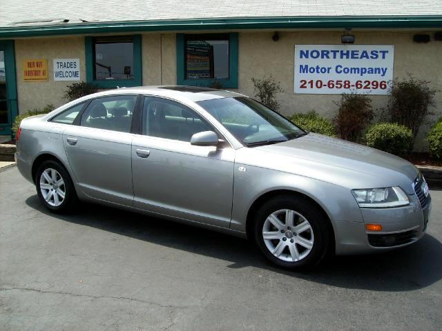 Audi A6 3.2 2006