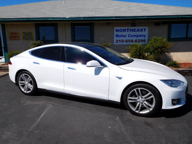 2013 Tesla Model S Performance P85