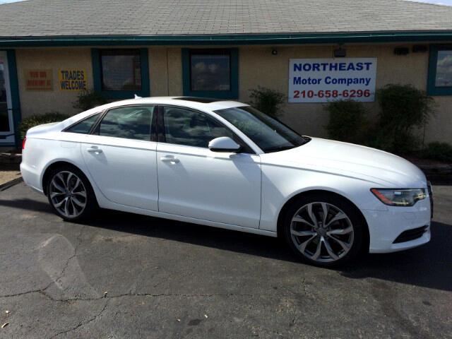 Audi A6 2.0T Premium Plus 2013