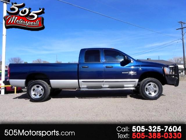 2006 Dodge Ram 3500 SLT Quad Cab Long Bed 4WD