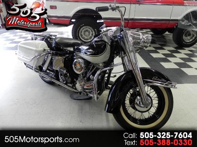 1965 Harley-Davidson Electra Glide Pan Head