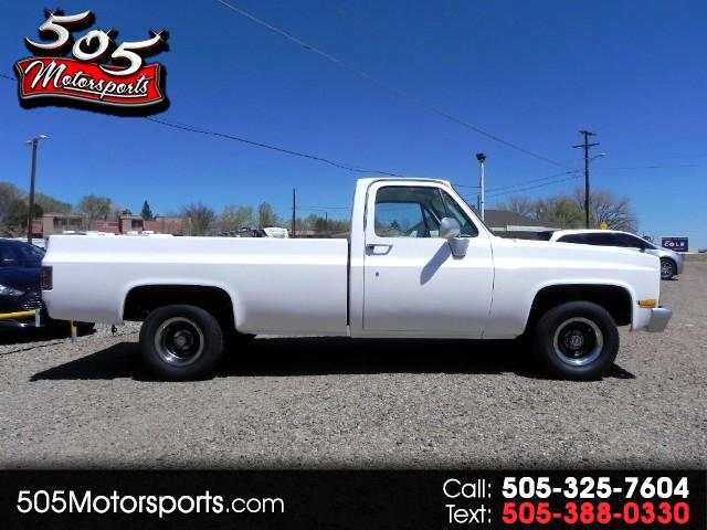 1981 Chevrolet C/K 10 Regular Cab 2WD