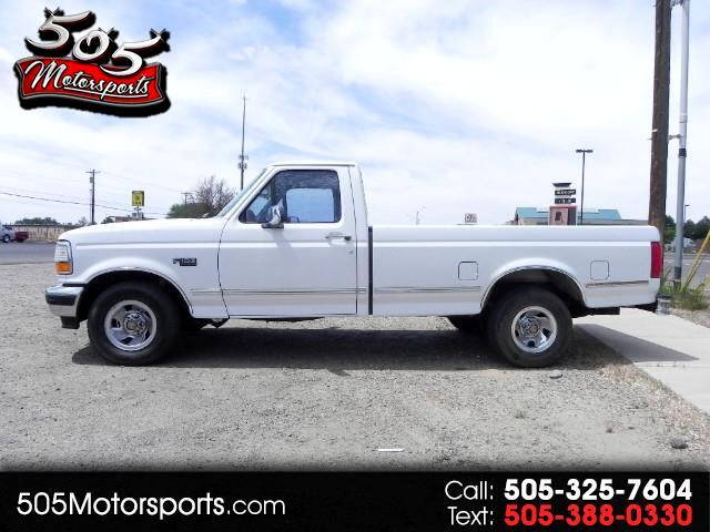 1994 Ford F-150 XLT Reg. Cab Long Bed 2WD