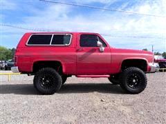 1985 Chevrolet C/K 10 Blazer