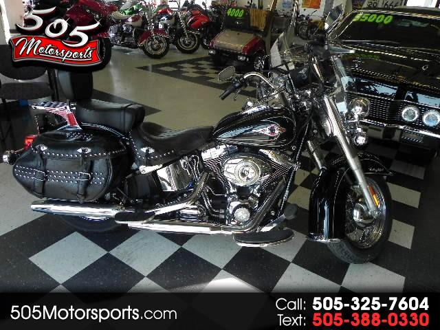 2009 Harley-Davidson FLSTC Heritage Softail