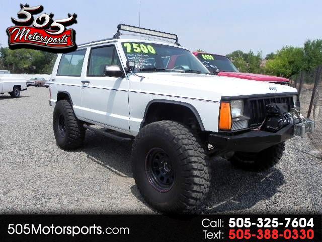 1991 Jeep Cherokee 2-Door 4WD