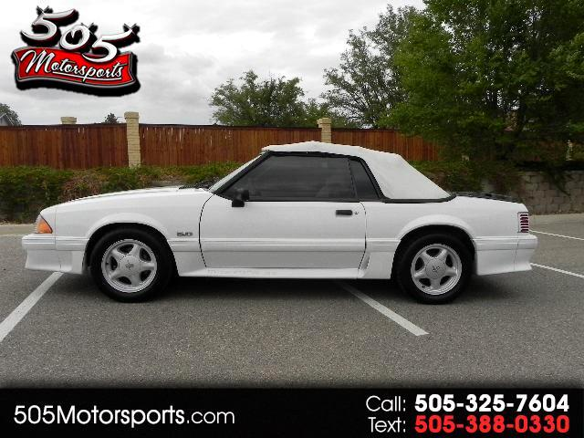 1991 Ford Mustang GT convertible
