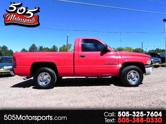 2001 Dodge Ram 1500 Reg. Cab Short Bed 2WD