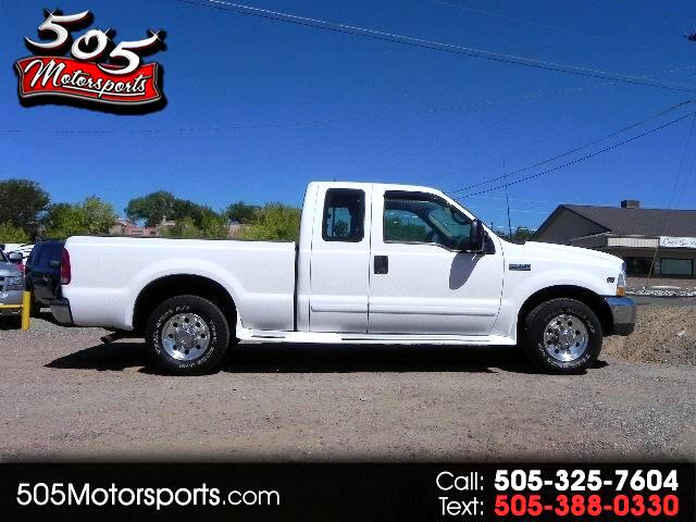 2001 Ford F-250 SD XLT SuperCab Long Bed 2WD