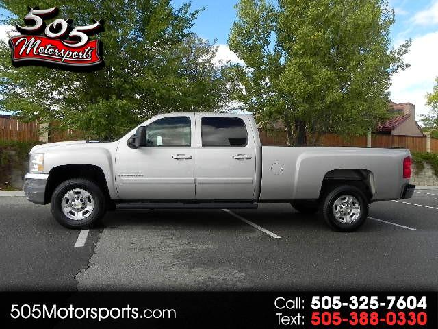 2007 Chevrolet Silverado 2500HD LTZ Crew Cab Long Box 2WD