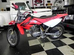 2005 Honda CRF80F