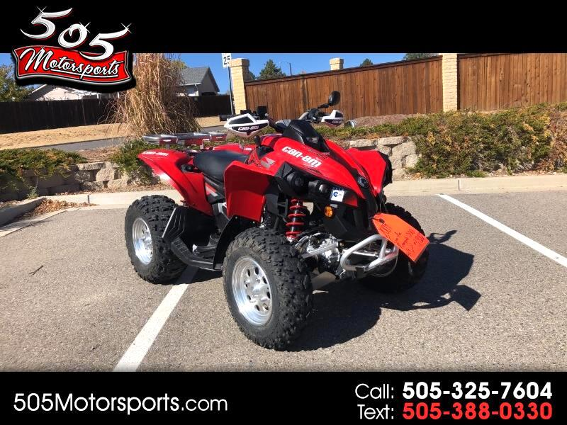 2009 Can-Am Renegade 4X4