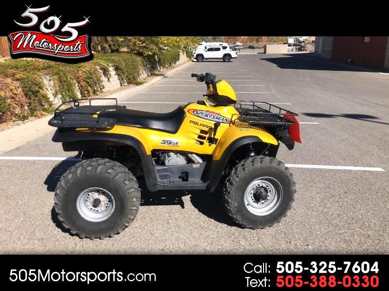 2002 Polaris Sportsman 400 4X4