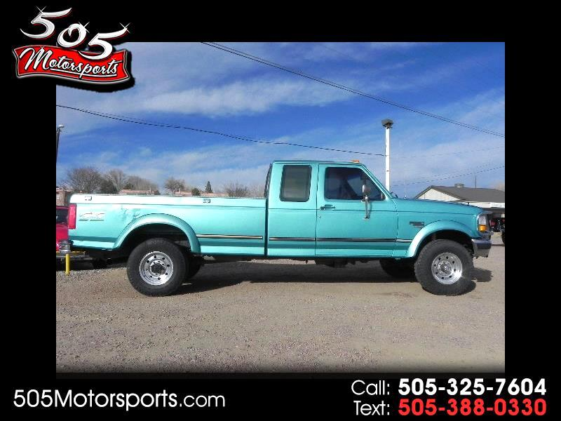 1997 Ford F-250 XLT SuperCab 4WD