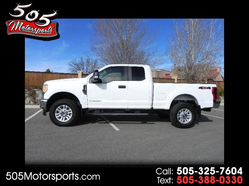 2017 Ford F-250 SD XL SuperCab 4WD
