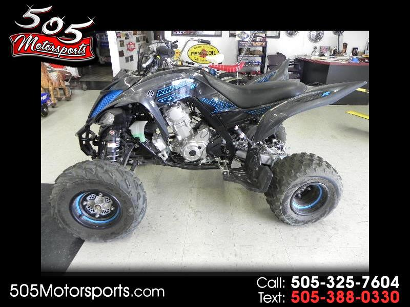 2017 Yamaha Raptor 700R Special Edition