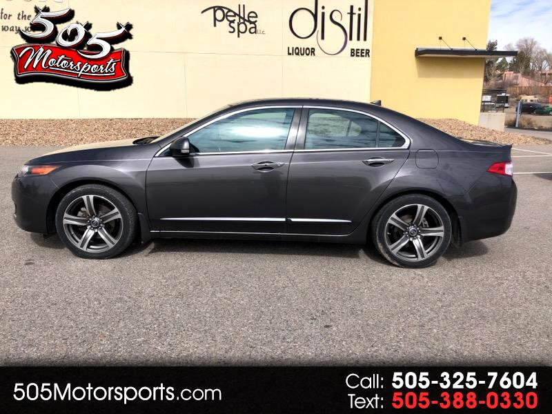 2010 Acura TSX 5-speed AT