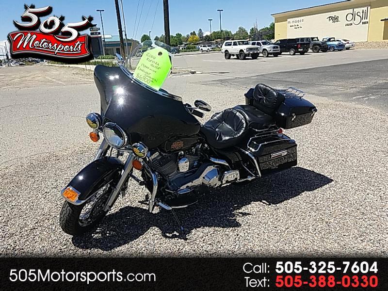 2000 Harley-Davidson FLHT Electra Glide