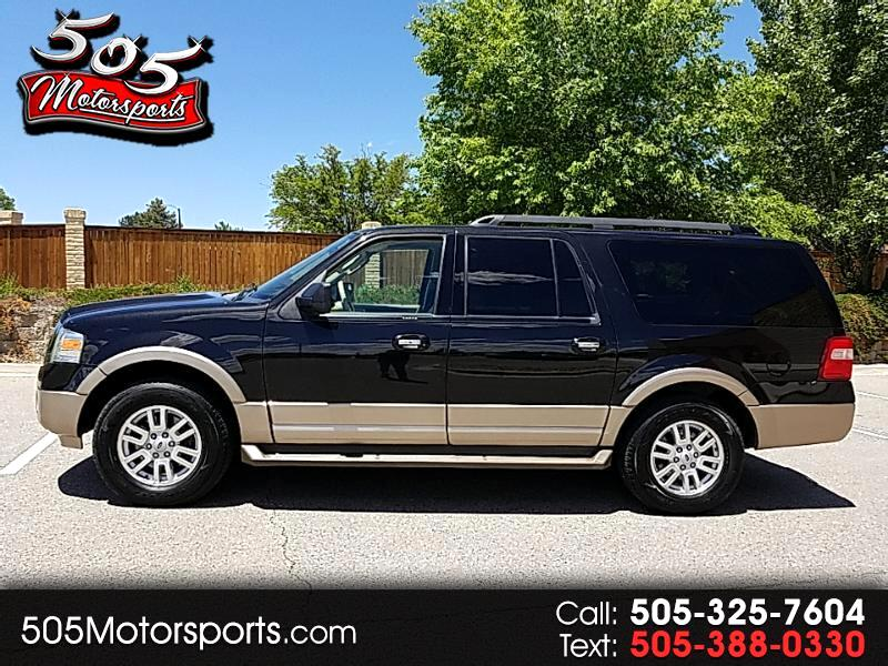 Ford Expedition EL XLT 4WD 2014