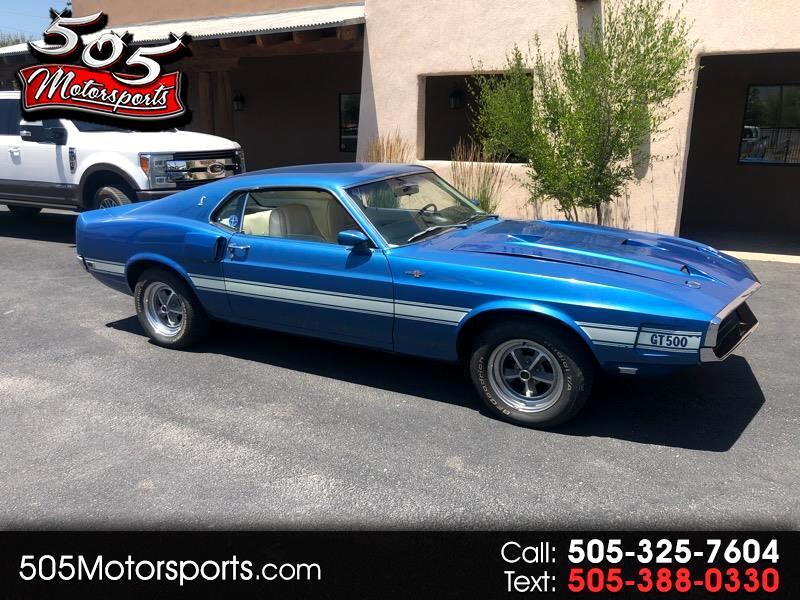 1969 Ford Mustang 2dr Cpe Shelby GT500