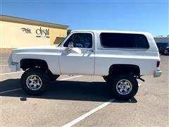 1981 Chevrolet C/K 10 Blazer