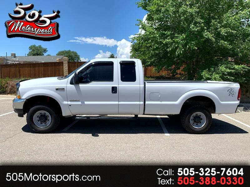 Ford F-250 SD XL 4WD 2004