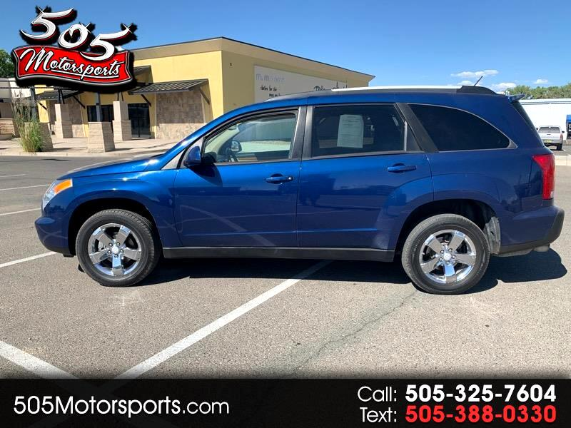 2008 Suzuki XL-7 Limited 3-Row w/DVD AWD
