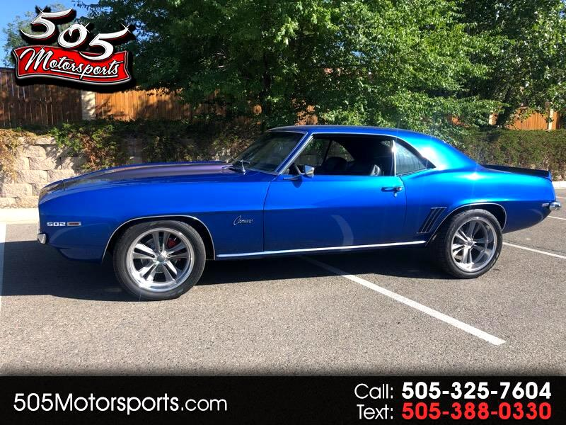 1969 Chevrolet Camaro 2dr Coupe