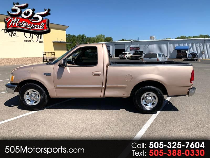 1997 Ford F-150 Reg. Cab Short Bed 2WD