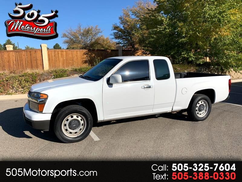 2011 Chevrolet Colorado Work Truck Ext. Cab 2WD
