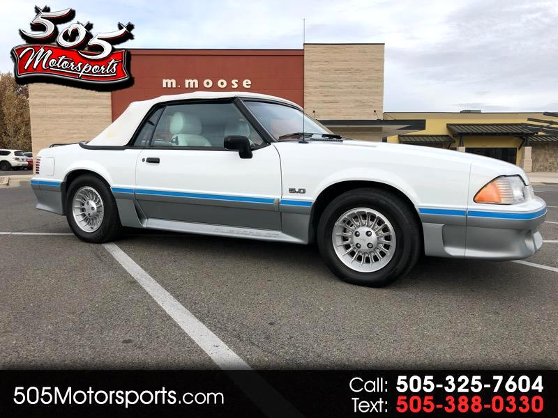 Ford Mustang GT Convertible Limited 1988