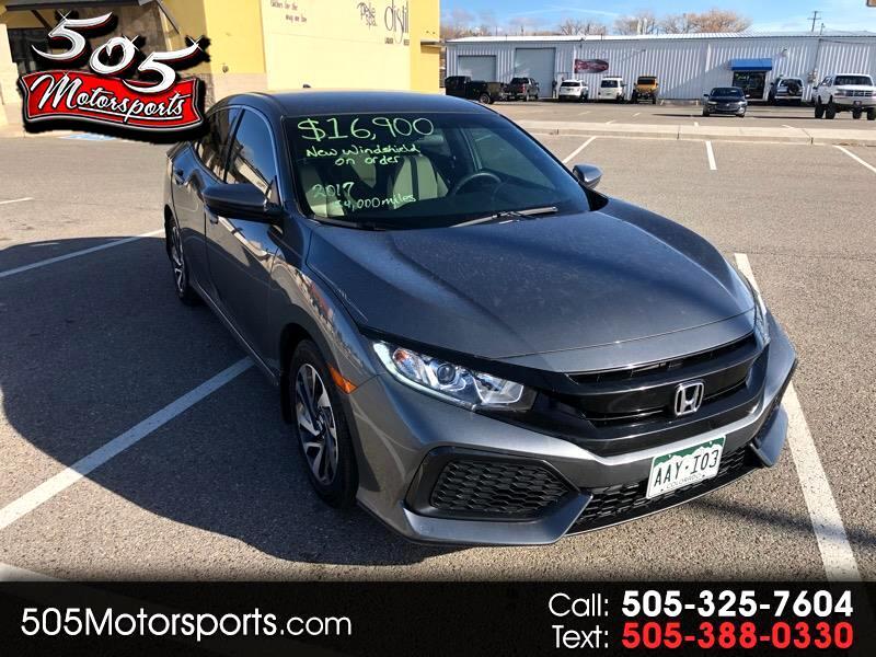 Honda Civic Base 2017